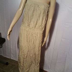 Michael Kors Tube Dress with Side Slits Size L